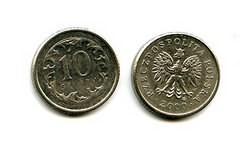 10 грошей Польша