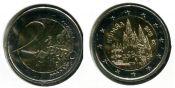 2 евро Бургос Испания 2012 год