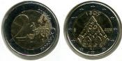 2 евро Автономия Финляндия 2009 год