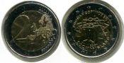 2 евро Римский договор Финляндия 2007 год