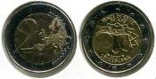 2 евро римский договор Люксембург 2007 год