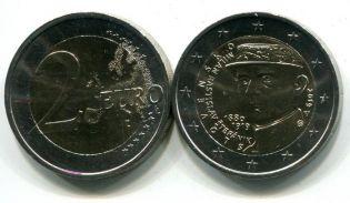 2 евро М.Р.Штефаник Словакия 2019 год