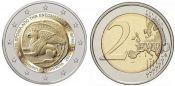2 евро Фракия Греция 2020 год