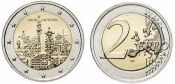 2 евро Гора Крестов Литва 2020 год