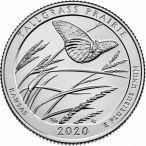 25 центов Толлграсс-Прери США 2020 год, 55 парк