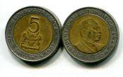 50 центов Кения