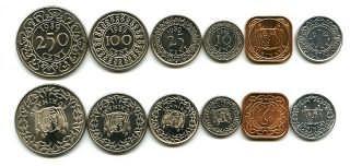 Набор монет Суринама