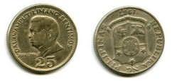 25 сентим 1967 год Филиппины