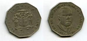 50 центов 1975 год Ямайка