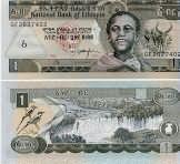 1 бирр Эфиопия