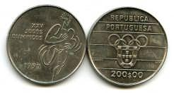 200 эскудо (олимпиада) Португалия