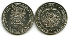 100 эскудо 1986 год Азорские острова