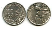 100 франков Франция