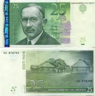 25 крон 2003 год Эстония