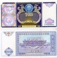100 сум Узбекистан