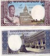 50 кип Лаос