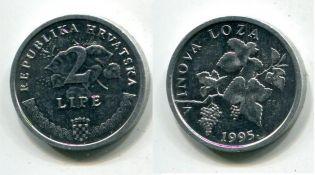 2 липа 1995 год Хорватия