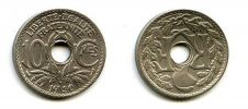10 сантим 1930 год Франция