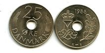 25 эре Дания (ветвь)