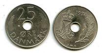 25 эре (колосья) Дания