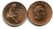 2 нгве 1982 год Замбия