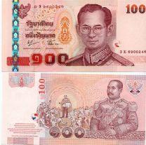 100 бат Тайланд