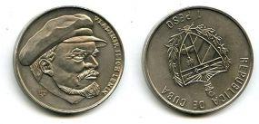 1 песо 2002 год (Ленин) Куба