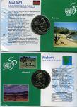 5 квач 1995 год (50 лет ООН) Малави