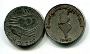 10 сентим 1914 год Тунис