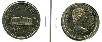 1 доллар 1973 год Канада