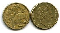 1 доллар 2000 год Австралия