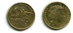 1 доллар 2005 год Австралия