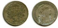 50 сентаво 1928 год Португалия