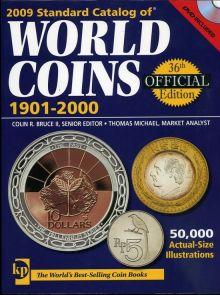 Каталог монет мира 36-е издание 2009 год (Краузе)