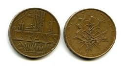 10 франков Франция