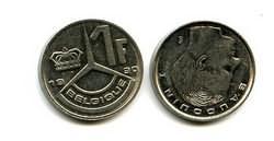 1 франк (Бодуэн I) Бельгия