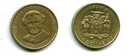 1 доллар 1991 год Ямайка