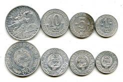 Набор монет Кореи