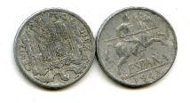 10 сентаво Испания
