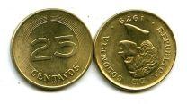 25 сентаво Колумбия