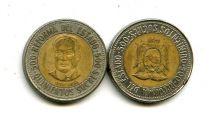 500 сукре (биметалл) Эквадор