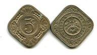 5 центов Нидерландские Антиллы