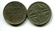 200 песо Колумбия