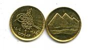 1 пиастр 1984 год Египет