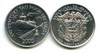 1 сентаво 2000 год Панама