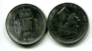 10 франков Люксембург