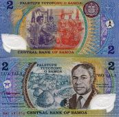 2 тала 2003 год Самоа