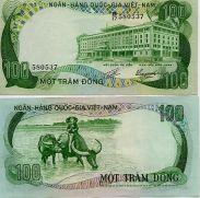 100 донг Вьетнам (Южный)
