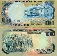 1000 донг Вьетнам (Южный)