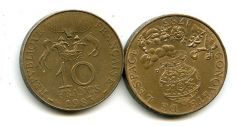 10 франков 1983 год Франция